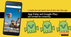 App False nel Google Play